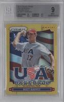Matt Harvey /10 [BGS 9]