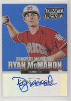 Ryan McMahon #/75