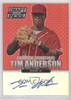 Tim Anderson #/100