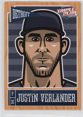 2013 Panini Triple Play - [Base] #30 - Justin Verlander