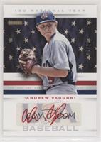 Andrew Vaughn #/25