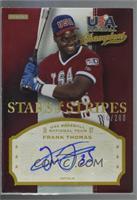 Frank Thomas [Noted] #/200