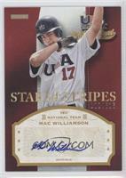 Mac Williamson #/616