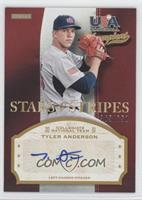 Tyler Anderson /750