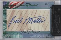 Bill Miller #/10