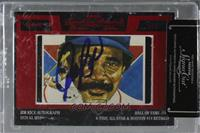 Jim Rice [Cut Signature] #/5