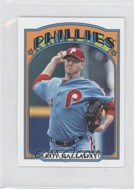 2013 Topps - 1972 Topps Minis #TM-54 - Roy Halladay