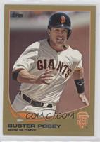 Buster Posey #/2,013