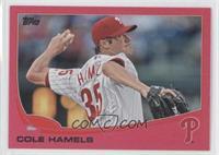 Cole Hamels /50