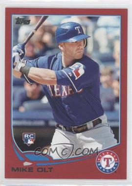 2013 Topps - [Base] - Target Red #87 - Mike Olt