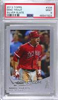 Mike Trout [PSA 9 MINT] #/10