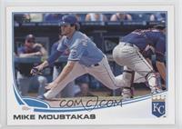 Mike Moustakas (Sliding)