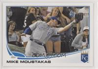 Mike Moustakas (Great Catch)