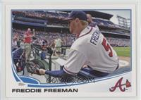 Freddie Freeman (Crowd Interaction)