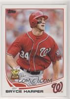 Bryce Harper (Running) [EX to NM]