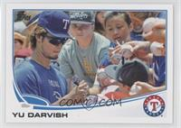 Yu Darvish (Crowd Interaction)