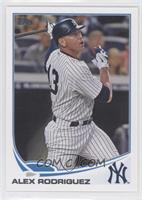 Alex Rodriguez (Batting)