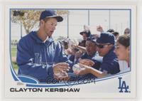 Clayton Kershaw (Crowd Interaction)