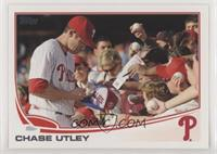 Chase Utley (Crowd Interaction)