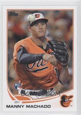 2013 Topps - [Base] #270.1 - Manny Machado (Base)