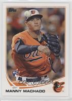 Manny Machado (Orange Uniform) [EX to NM]