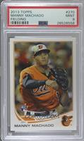 Manny Machado (Orange Uniform) [PSA 9 MINT]