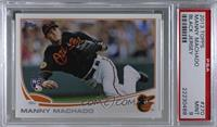 Manny Machado (Black Uniform) [PSA 9 MINT]
