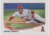 Mike Trout (Sliding)