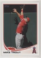 Mike Trout (Great Catch) [EXtoNM]