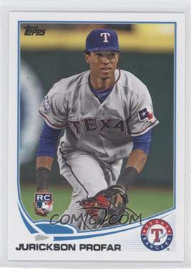 2013 Topps - [Base] #286.1 - Jurickson Profar (Base)