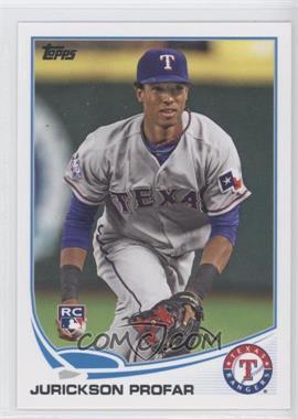 2013 Topps - [Base] #286.1 - Jurickson Profar (Base)