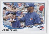 Jose Reyes (Crowd Interaction)