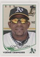 Yoenis Cespedes (Shades) [EX to NM]
