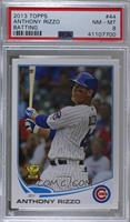 Anthony Rizzo (Batting) [PSA 8 NM‑MT]