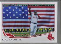 David Ortiz (Boston Strong)