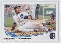 Miguel Cabrera (Sliding)