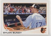 Dylan Bundy (Blue Jersey)