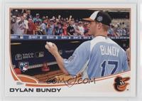 Dylan Bundy (Crowd Interaction)