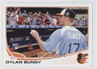 Dylan Bundy (Crowd Interaction)