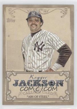 2013 Topps - Calling Card #CC-11 - Reggie Jackson