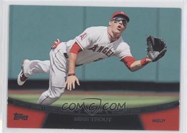 2013 Topps - Chase it Down #CD-1 - Mike Trout