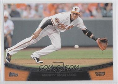 2013 Topps - Chase it Down #CD-13 - Manny Machado