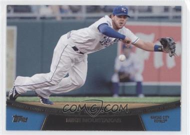 2013 Topps - Chase it Down #CD-6 - Mike Moustakas