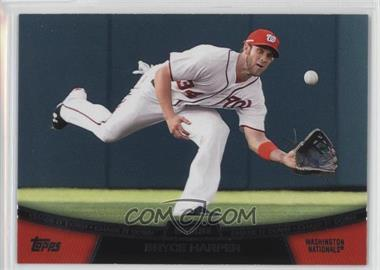 2013 Topps - Chase it Down #CD-7 - Bryce Harper