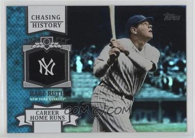 2013 Topps - Chasing History - Holo-Foil #CH-11 - Babe Ruth
