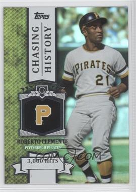 2013 Topps - Chasing History - Holo-Foil #CH-2 - Roberto Clemente