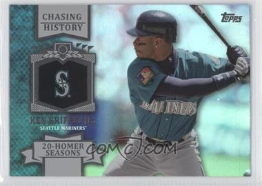 2013 Topps Chasing History Holo Foil Ch 55 Ken