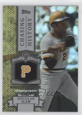 2013 Topps - Chasing History - Holo-Foil #CH-77 - Roberto Clemente