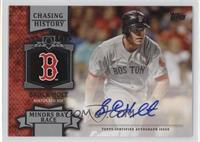 Brock Holt (Minors Bat Race)