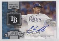 Chris Archer (Rookie Record)